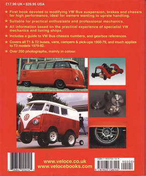 How to Modify Volkswagen Bus Suspension, Brakes & Chassis for High Performan