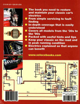 Classic Car Electrics - Enthusiast's Restoration Manual