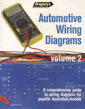 Automotive Wiring Diagrams (Volume 2)
