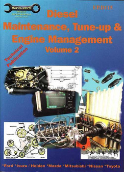 Diesel Maintenance, Tune-up & Engine Management (Volume 2)
