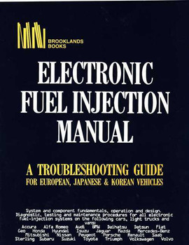Electronic Fuel Injection Manual - European, Japanese & Korean Vehicles