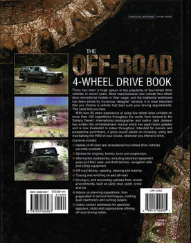 The Off-Road 4-Wheel Drive Book (4th Edition)