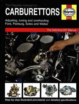 The Haynes Carburettors Manual