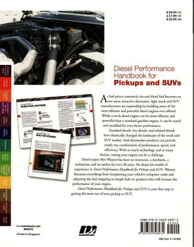 Diesel Performance Hadnbook for Pickups and SUVs