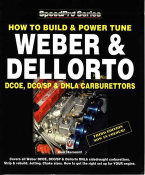 How to Build & Power Tune Weber & Dellorto Carburettors
