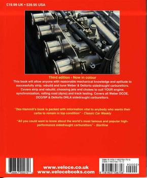 How to Build & Power Tune Weber & Dellorto Carburettors