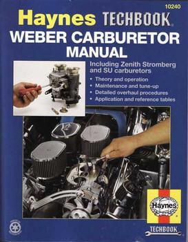 The Haynes Weber Carburetor Manual (Haynes Techbook)
