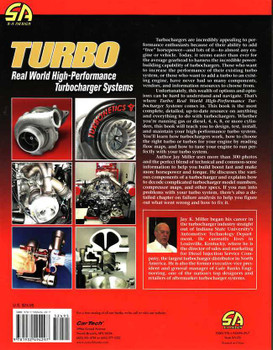 Turbo Real World High-Performance Turbocharger Systems
