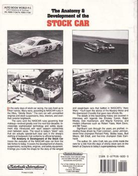 The Anatomy & Development of the Stock Car