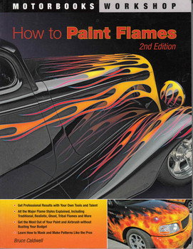 How To Paint Flames 2nd Edition - front
