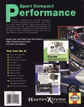 Sport Compact Performance (Haynes Xtreme Customizing)