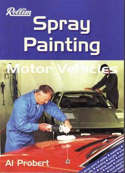 Spray Painting Motor Vehicles
