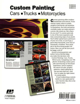 Custom Painting: Cars, Trucks, Motorcycles
