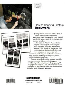 How To Repair & Restore Bodywork