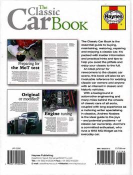 The Classic Car Book