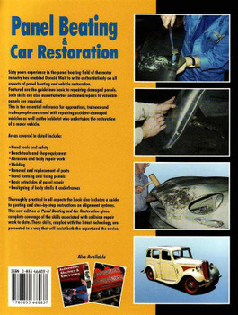 Panel Beating & Car Restoration