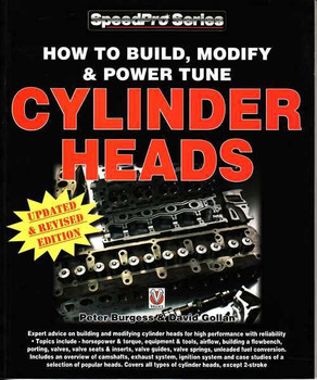 How To Build, Modify & ower Tune Cylinder Heads