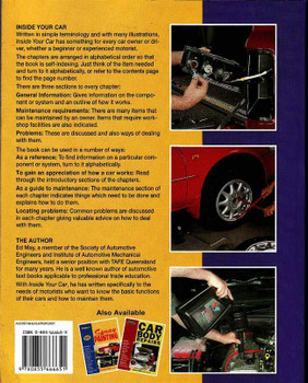 Inside Your Car An Easy Guide To Car Maintenance