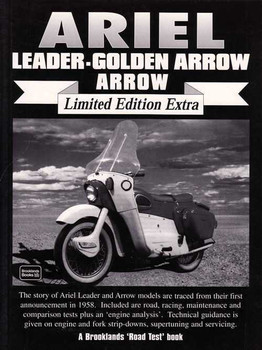 Ariel Leader-Golden Arrow Limited Edition Extra