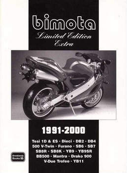 Bimota Limited Edition Extra 1991 - 2000