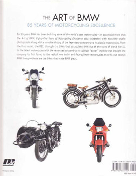 The Art Of BMW 85 Years Of Motorcycling Excellence