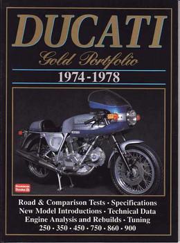 Ducati Gold Portfolio 1974 - 1978