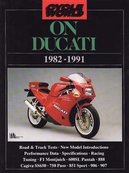 Cycle World On Ducati 1982 - 1991