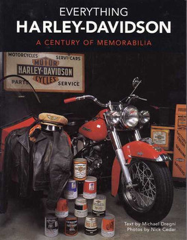 Everything Harley-Davidson A Century Of Memorabilia