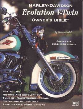 Harley-Davidson Evolution V-Twin Owner's Bible