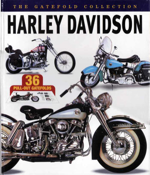 The Gatefold Collection Harley Davidson