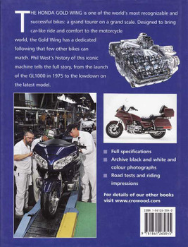 Honda Gold Wing The Complete Story