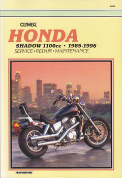 Honda Shadow 1100cc ( VT1100 ) 1985 - 1996 Workshop Manual