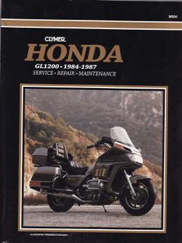 Honda GL1200 1984 - 1987 Workshop Manual