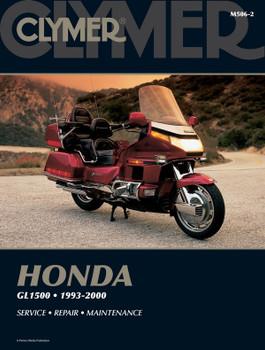Honda GL1500 Gold Wing 1993 - 2000 Workshop Manual