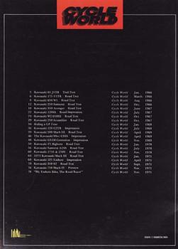 Cycle World On Kawasaki 1966 - 1971