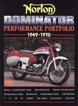 Norton Dominator Performance Portfolio 1949 - 1970