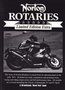 Norton Rotaries Limited Edition Extra