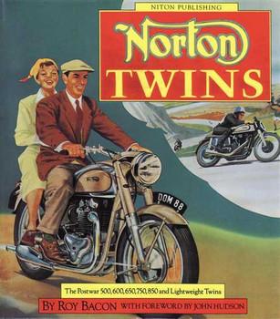 Norton Twins: The Postwar 500, 600, 650, 750, 850 and lightweight Twins