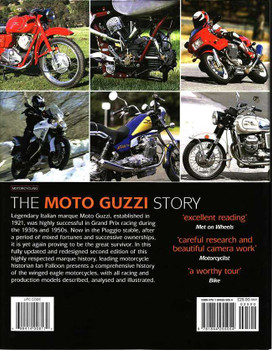 The Moto Guzzi Story (2nd Edition)