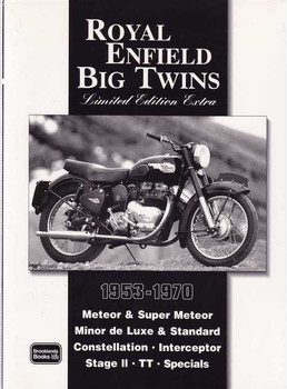 Royal Enfield Big Twins Limited Edition Extra 1953 - 1970