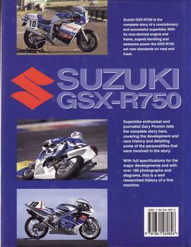Suzuki GSX - R750