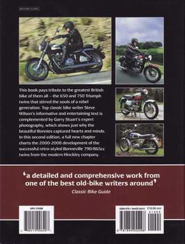 Triumph Bonneville T120, T140, Hinckley (2nd Edition)