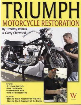Triumph Motorcycle Restoration