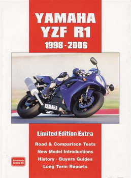 Yamaha YZF R1 1998 - 2006 Limited Edition Extra