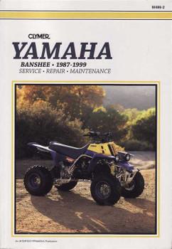 1989 yamaha banshee atv service manual