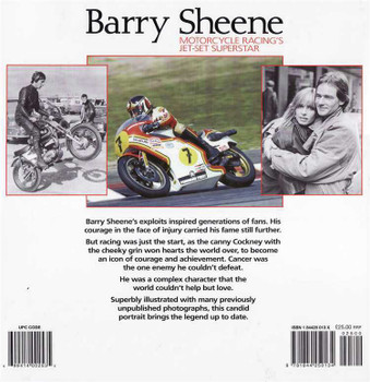Barry Sheene: Motorcycle Racing's Jet-Set Superstar