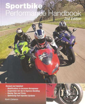 Sportbike Performance Handbook (2nd Edition)
