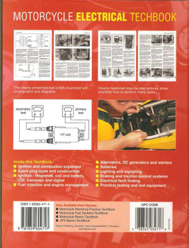 Motorcycle Electrical TechBook (3rd Edition)