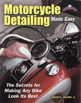Motorcycle Detailing Made Easy