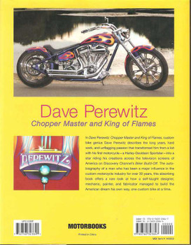 Dave Perewitz: Chopper Master and King of Flames